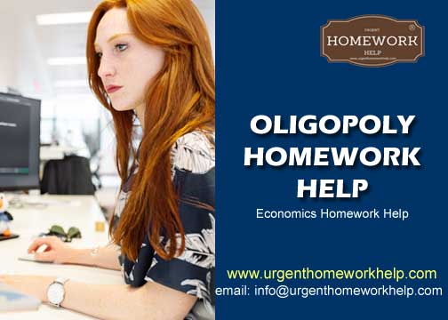 what is oligopoly and what are its characteristics
