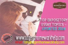 best expository essay topics for college & university students